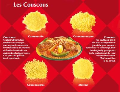 Les Couscous